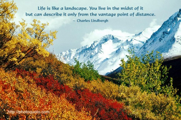 Landscaping Quotes Enchanting Sayings Quotes Charles Lindbergh  Photo Quoto